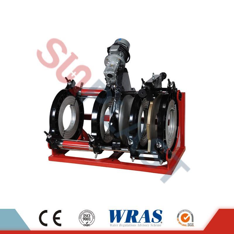 280-450мм Хидраулична машина за заваривање маслаца за ХДПЕ цеви